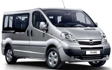 Minibus Kategorie: Opel Vivaro 2.0